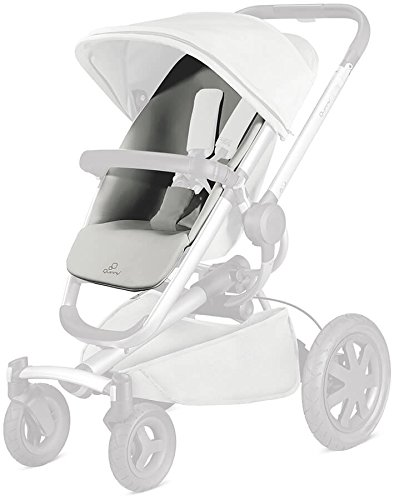 Quinny Buzz Xtra Asiento un Hang Grey Gravel: Amazon.es: Bebé