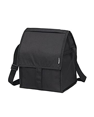 Amazon.com: PackIt Freezable Deluxe Large Lunch Bag with Shoulder ...