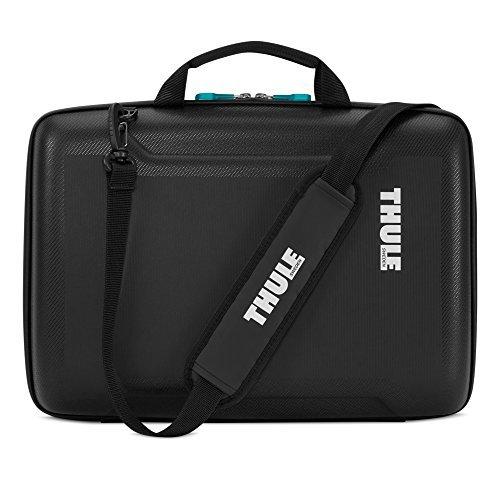 "Thule Gauntlet 2.0 Semi Rigid Attache Case for 13"" Macbook Pro and Compatible Laptops"