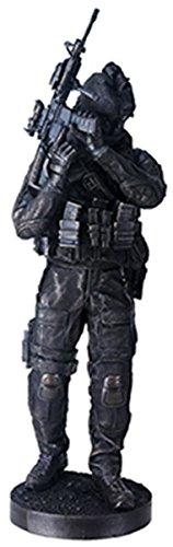 YTC 14.25 Inch Walking with Gun Infantry Soldier Figurine -