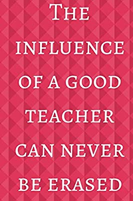 The Influence of a Good Teacher Can Never Be Erased: Red