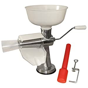 Roma Food Strainer and Sauce Maker for Fresh Fruits and Vegetables