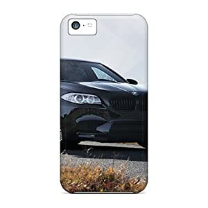 Durable Bmw M5 F10 Black Back Case/cover For Iphone 5c