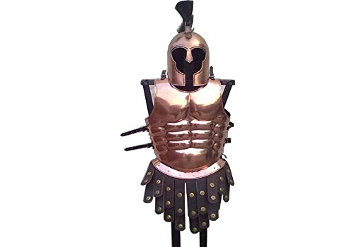 [Nauticalmart Trojan Ballistics Halloween Costume] (Trojan Man Costumes)