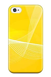 Tpu JIGcdQI21403MAdAe Case Cover Protector For Iphone 4/4s - Attractive Case