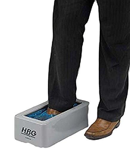 NEW Sur-chaussures avec ouverture automatique Protection Chaussures Travail Système & Recharge