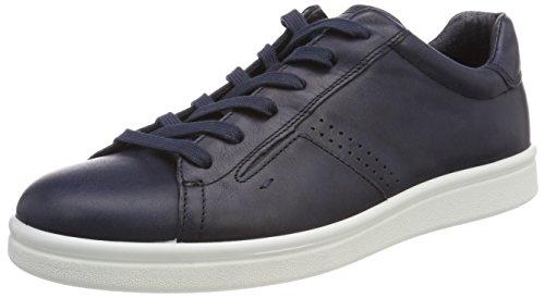 scuro uomo Blue blu da Low Ecco Kallum Sneakers EqXntwE0U