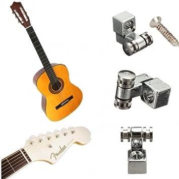 Souked High Roller Cromo Calidad partes de Guitarra de estilo ...