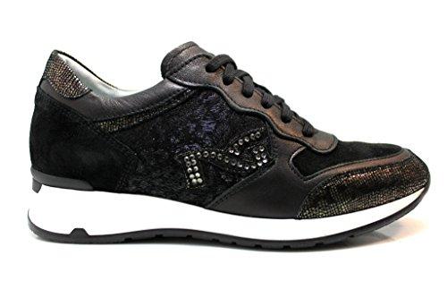 Nero Giardini - Zapatillas para mujer negro
