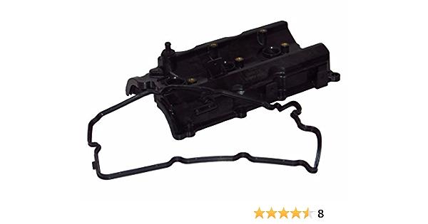 Engine Valve Cover Spark Plug Tube Seals /& Gasket Front Left Radiator Side For Infiniti FX35 G35 M35 Nissan 350Z