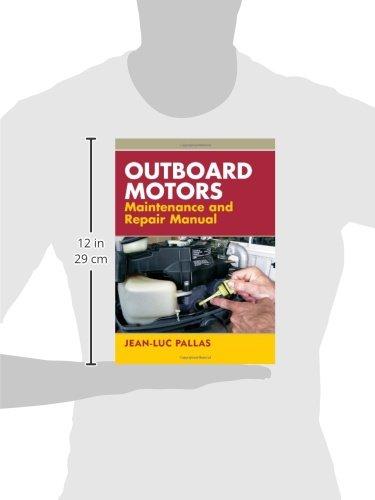 outboard motors maintenance and repair manual amazon co uk jean rh amazon co uk Outboard Motors Falling Off Motors Changing Outboard Crushwasher0n