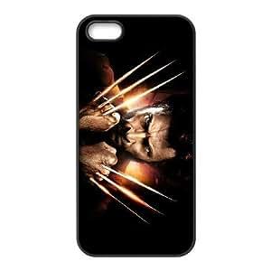 C-EUR Diy X Men Hard Back Case for Iphone 5 5g 5s