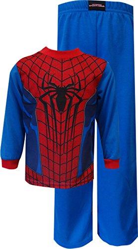 Pj Jammies Costumes (SPIDERMAN 21S5029BLLZA 2 PIECE PJ SET ASSTD 10)