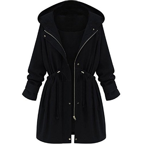 de1c7f0bd64 ACE SHOCK Winter Coat Women Hooded