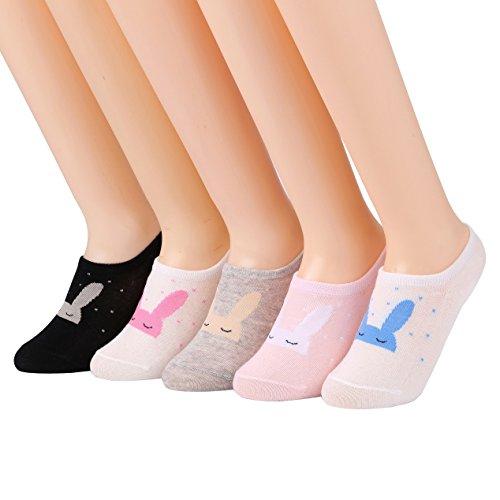 Pairs Womens Show Socks Cotton