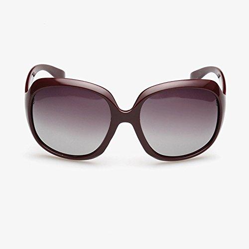 Trend Ladies Anti Fog Lens All-match Sunglasses SUN002 Red