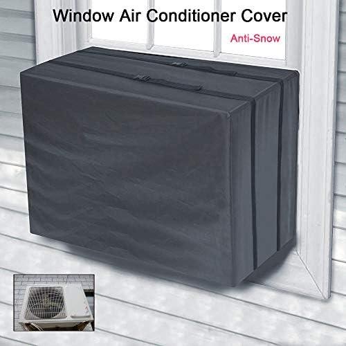 غطاء مكيف هواء نافذة لوحدة مكيف الهواء الخارجي Amazon Ae