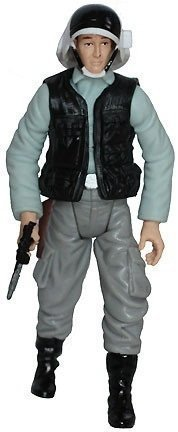 Star Wars, 2002 Saga Collection, Rebel Trooper (Tantive IV Defender) #54 Action Figure, 3.75 Inches by Star Wars