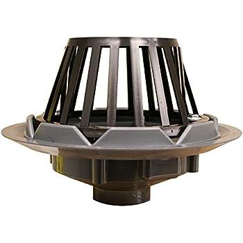 Jones Stephens Corp Plastic Dome For Roof Drain