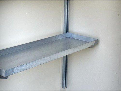 Extra shelf, 4 foot length