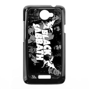HTC One X Cell Phone Case Black Black Sabbath WQ7501667