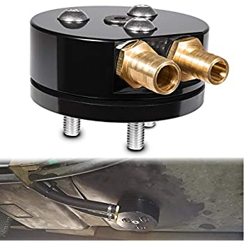 Fuel Tank Sump Fits Duramax Powerstroke Diesel Gas Airdog FASS Fuelab Pump B