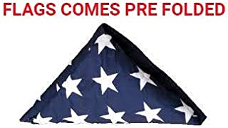 product image for Pre-Folded American Flags, Flags Comes pre Folded