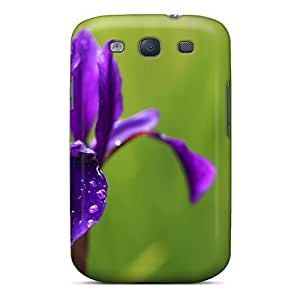 For Galaxy S3 Protector Case Droplets Phone Cover