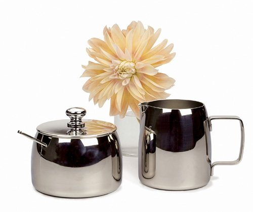 cream pitcher and sugar bowl - 5