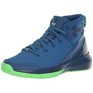 Under Armour Kids' Grade School X Level Ninja Basketball Shoe
