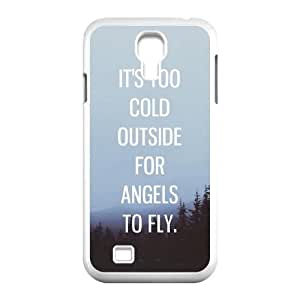 Samsung Galaxy S4 9500 Cell Phone Case White Ed Sheeran Quotes as a gift V2085989