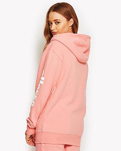 Rose Pink Femme pour Soft ellesse Serinatas Veste qwYSSI