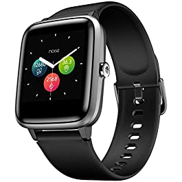 Noise ColorFit Pro 2 Full Touch Control Smart Watch with 35g Weight & Upgraded LCD Display,IP68 Waterproof,Heart Rate…