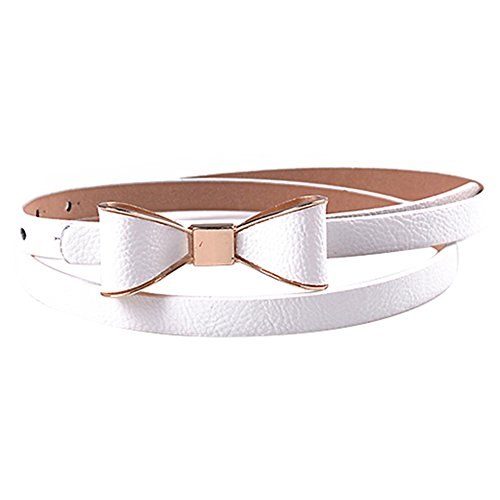 Leather Lightweight Belt - 7