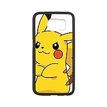 Samsung Galaxy S6 Cell Phone Case White Pikachu Riess