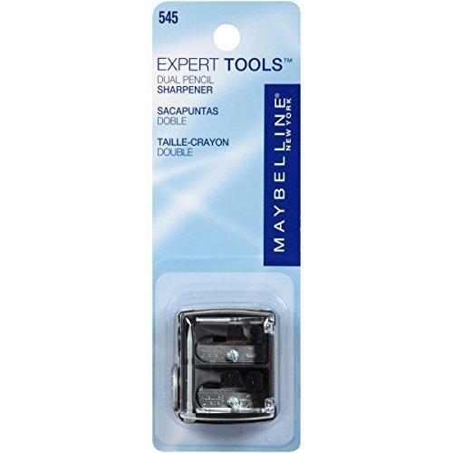 Maybelline New York Expert Tools, Dual Sharpener 1 ea (Pack of 12)