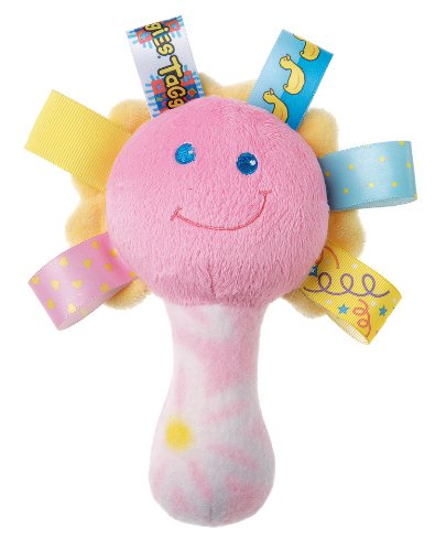 Taggies SeeMe Rattle - 1