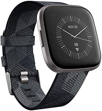 Fitbit Versa 2, el smartwatch que te ayuda a mejorar la salud y la forma física, y que incorpora control por voz, puntuación del sueño y música: Fitbit: Amazon.es: Electrónica