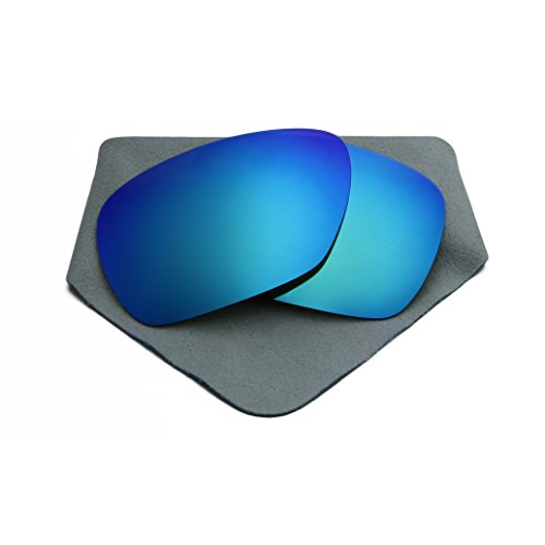 Polarized Lenses Replacement for Oakley Inmate Blue - Sunglasses Inmate