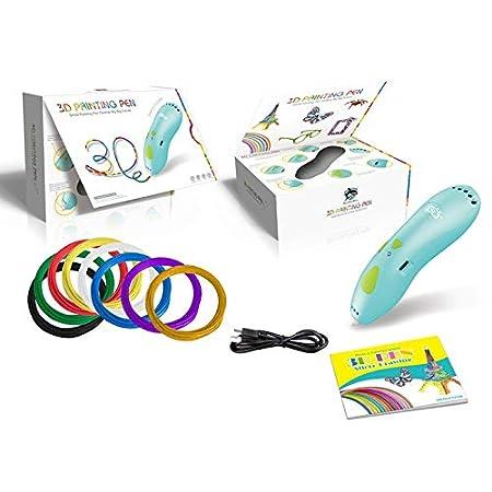 RC TECNIC Lapiz 3D Para Niños y Niñas con Impresora de ...