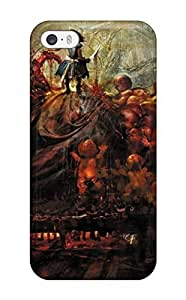 Excellent Design Alice Madness Returns Video Game Other Phone Case For Iphone 5/5s Premium Tpu Case