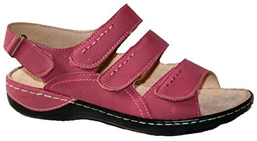 Cushion Walk - Sandalias de vestir de sintético para mujer lt purple 3 straps