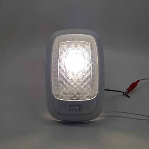 10 New Rv Led 12v 4200k Pancake Ceiling Fixture Single