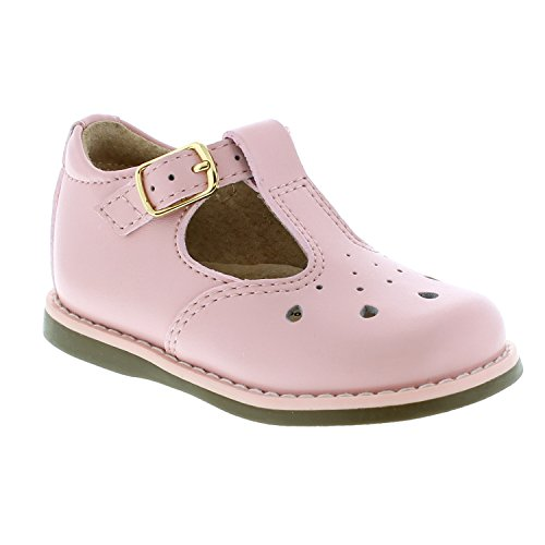 Pictures of FOOT MATES Harper (3 Infant M/W Pink) Pink 3 Infant M/W 7