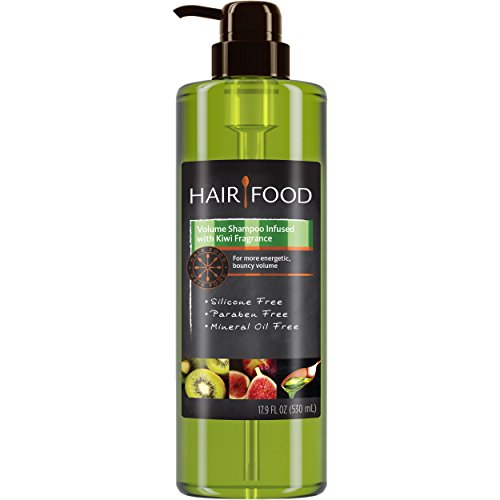 Hair Food Volume Shampoo with Kiwi Fragrance, 17.9 Fluid Ounce (Pack of 9) Kiwi Fragrance