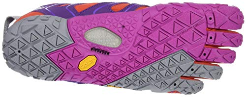 Damen FiveFingers Magenta Orange Traillaufschuhe Orange Trail Magenta Vibram V Orange BZCPq5ww