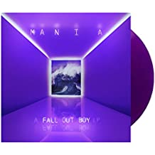 Fall Out Boy-Mania-Exclusive Lavendar Vinyl (Explicit)