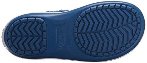 Puff Bleu Femme Jean Jean Boot Bottes blue Winter Neige De Crocs Wom blue awO5q78
