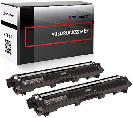 Logic-Seek 2 Toner kompatibel für Brother TN-241 schwarz DCP-9020 CDW HL-3140 3150 3170 CW CDN CDW MFC-9130 9140 9330 9340 CDN CDW