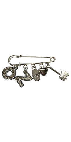 Mago de Oz Inspired de hombre de hojalata broche  Amazon.es  Ropa y  accesorios f7c9e8b2c75